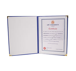 Convocation File